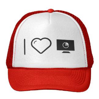 Cool Desktop Loadings Trucker Hat