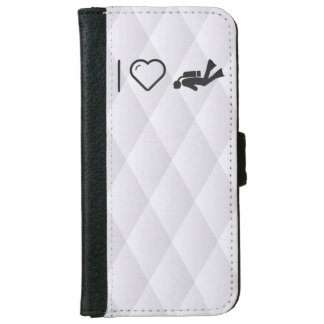 Cool Divers iPhone 6 Wallet Case