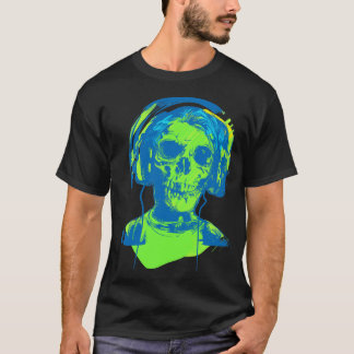 Cool DJ Skoll  Short Sleeve T-Shirt