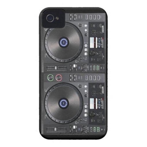cool DJ Turntable Blackberry Bold Cases
