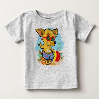 Cool Dog Baby T-Shirt