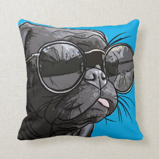 Cool Dog - Cute Dog Collection / Pillow