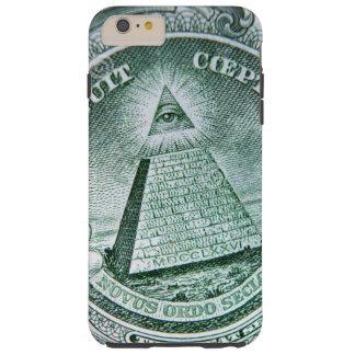 cool dollar designs iPhone cases Tough iPhone 6 Plus Case