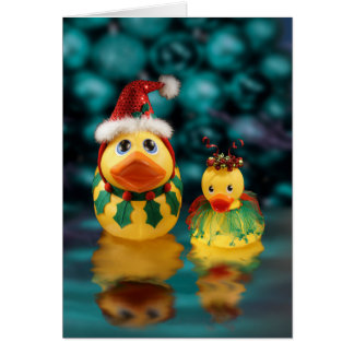 Cool Duckies Card