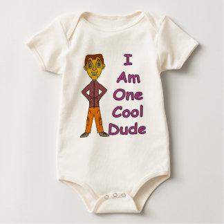 Cool Dude Baby Bodysuit