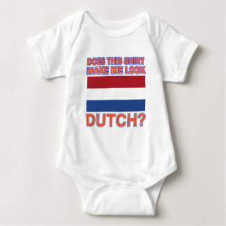 Cool Dutch Designs Baby Bodysuit
