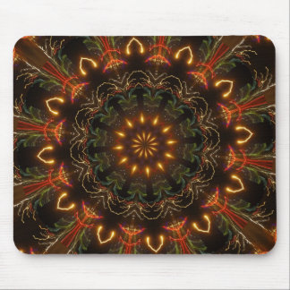 Cool Electric Art Design Mouse Pad