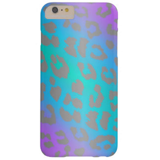 Cool Electric Leopard Fur Animal iPhone 6 Case