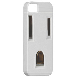 Cool electrical outlet iPhone 5 case