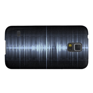 Cool Electrocardiogram Design Case For Galaxy S5
