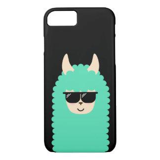 Cool Emoji Llama iPhone 8/7 Case