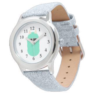 Cool Emoji Llama Watch