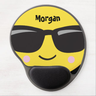 Cool Emoji Personalize Gel Mouse Pad