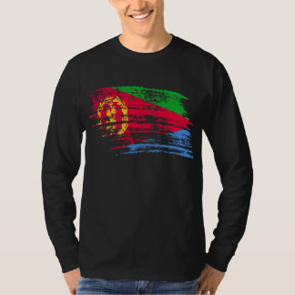 Cool Eritrean flag design T-Shirt
