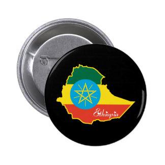Cool Ethiopia 2 Inch Round Button