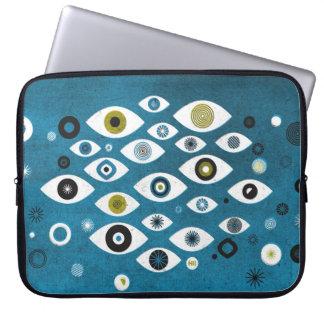 Cool Eyes Neoprene Laptop Sleeve