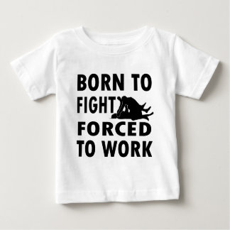 Cool Fight MMA Designs Baby T-Shirt