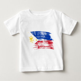 Cool Filipino flag design Baby T-Shirt