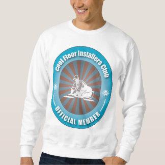 Cool Floor Installers Club Sweatshirt