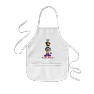 COOL FOOD KIDS APRON