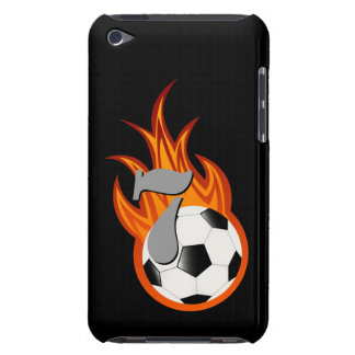 Cool Football / Soccer iPod Touch  case