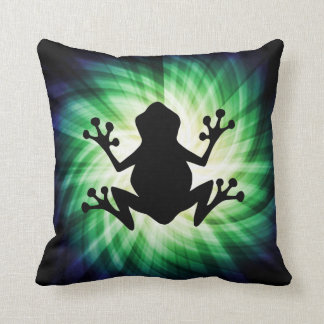 Cool Frog Pillow