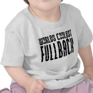 Cool Fullbacks : Worlds Coolest Fullback Tshirt