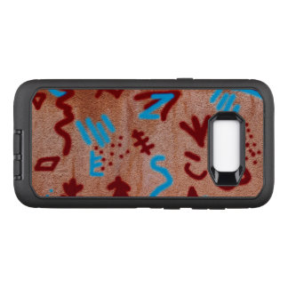 Cool Fun Unique OtterBox Defender Samsung Galaxy S8+ Case