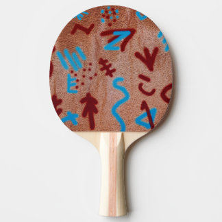 Cool Fun Unique Ping Pong Paddle