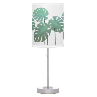 Cool Funky Tropical Leaf  Lamp Shade