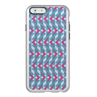 Cool Geometric Pattern Metal iPhone 6 Case