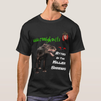Cool Ghoul - Attack of the Killer Shrew T-Shirt