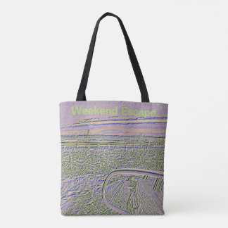 Cool Girls Weekend Escape Landscape Totes