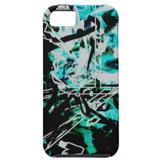 COOL GRAFFITTI SEVEN iPhone 5 CASES