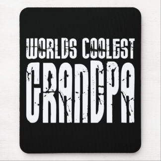 Cool Grandfathers Grandpas  Worlds Coolest Grandpa Mouse Pad