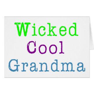 Cool Grandma Gift Card