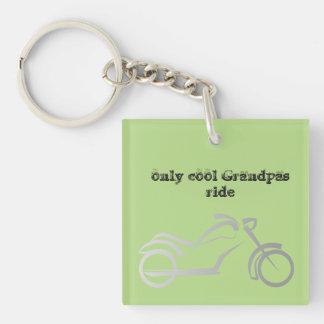 Cool Grandpas and Grammas key chain. Keychain