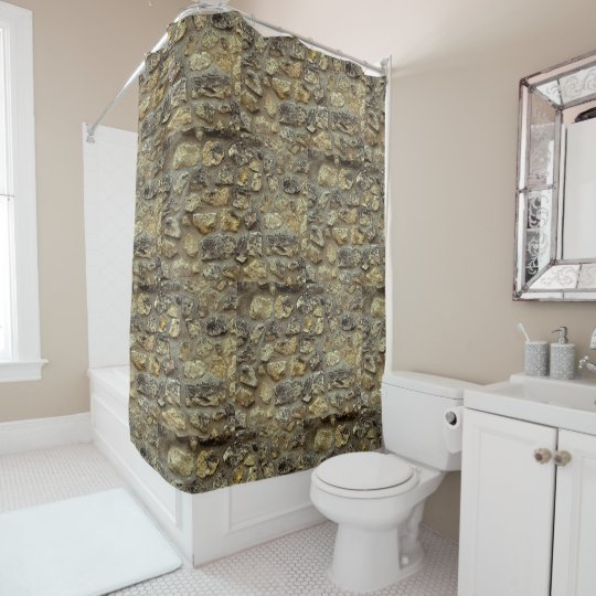 Cool grey stone wall texture design