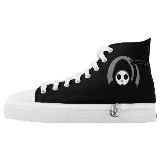 Cool Grim Reaper Death Shoes