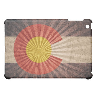 Cool Grunge Colorado Flag iPad Mini Covers