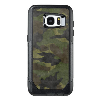 Cool Grunge Green Camo Military Camouflage Pattern