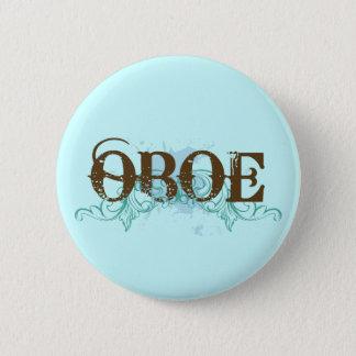 Cool Grunge Oboe Button