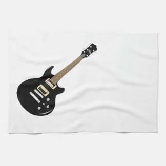 Cool Guitar Kitchen Towel
