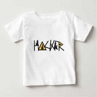 Cool Hacker Baby T-Shirt