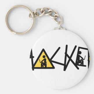 Cool Hacker Keychain