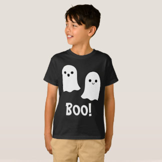 Cool Halloween Cartoon Ghosts T-Shirt