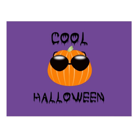 Cool Halloween Postcard