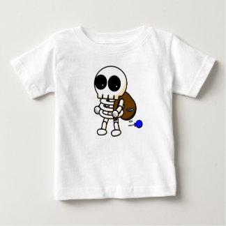 Cool Halloween Skeleton Baby Baby T-Shirt