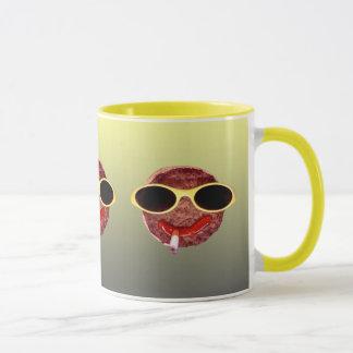 Cool Hamburger Mug