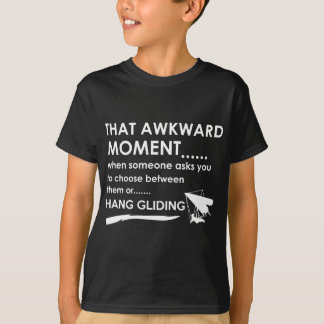 cool hang glide designs T-Shirt